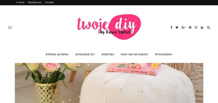 Kreatywne blogi - Twoje DIY