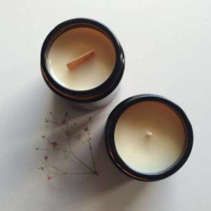 Świeca sojowa DIY z dodatkiem naturalnych olejków eterycznych